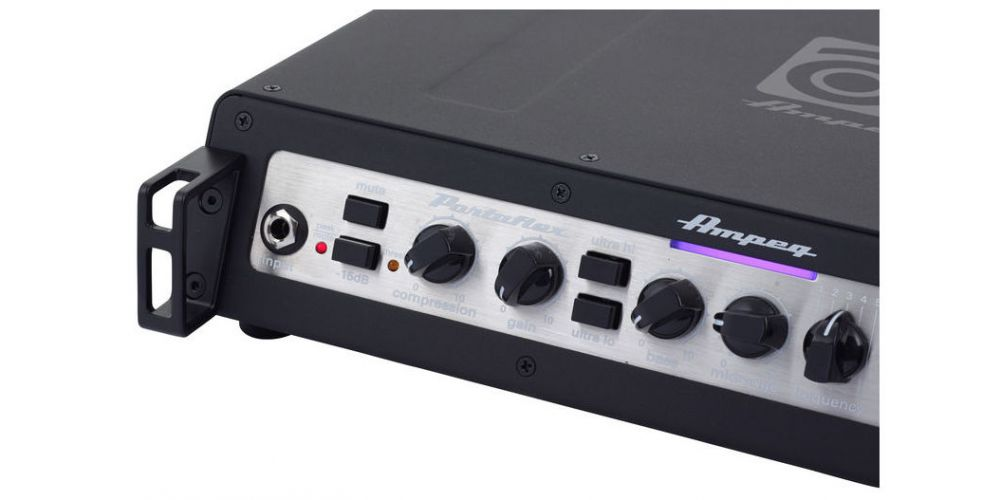 ampeg pf 500 mosfet preamp input