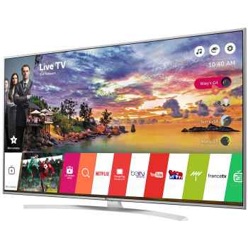 LG 49UH770V Tv LED 4K 49 Pulgadas IPS Smart Tv