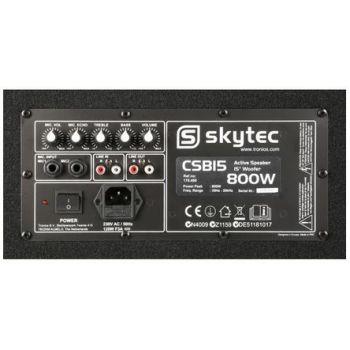 SkyTec CSB15 Altavoz Activo 15