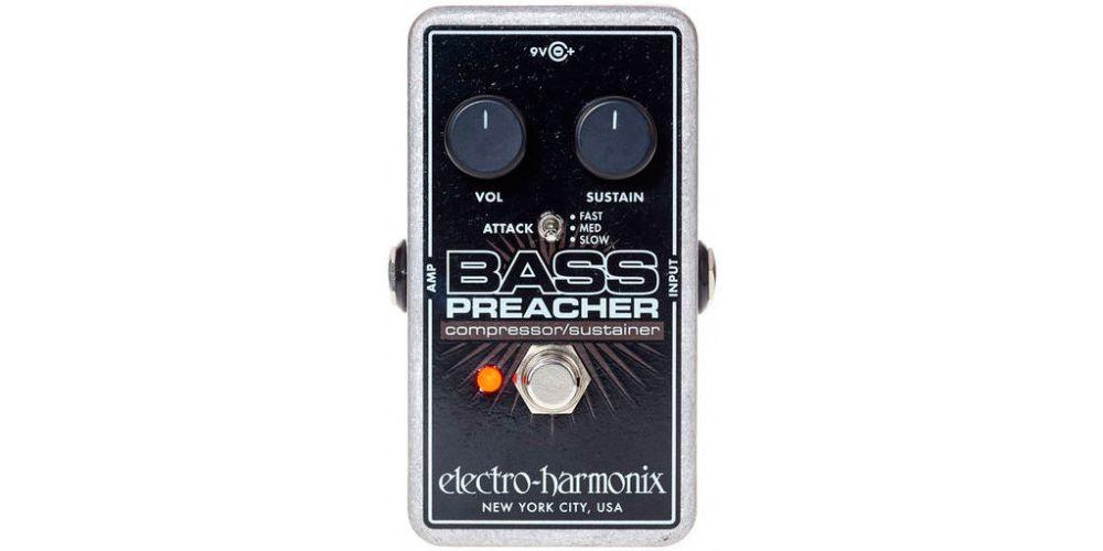 electro harmonix bass preacher compresor sustainer 3