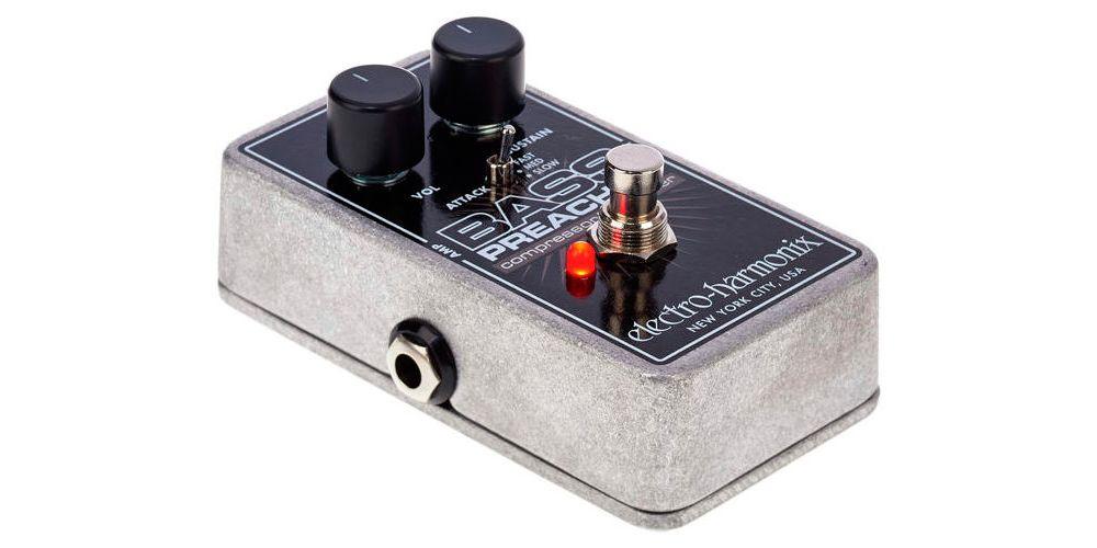 electro harmonix bass preacher compresor sustainer 4