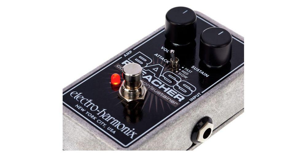electro harmonix bass preacher compresor sustainer 5