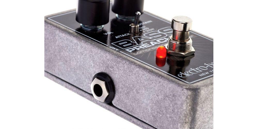 electro harmonix bass preacher compresor sustainer 6