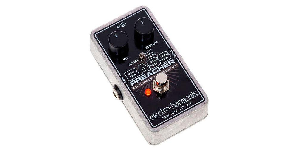 electro harmonix bass preacher compresor sustainer