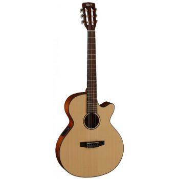 Cort CEC3 NS Guitarra Española electrificada