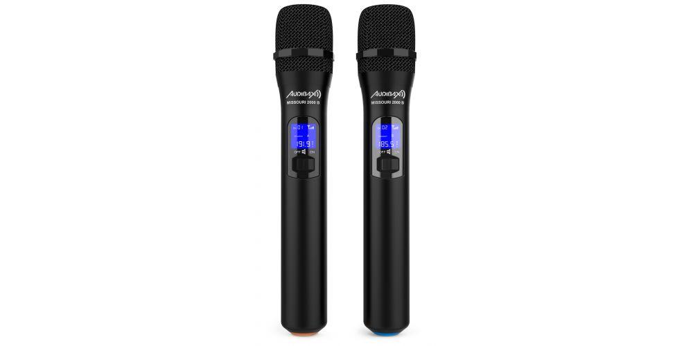 audibax missouri2000 b microfonos