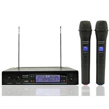 Audibax Missouri 2000 Microfono Inalámbrico Mano VHF Rango A