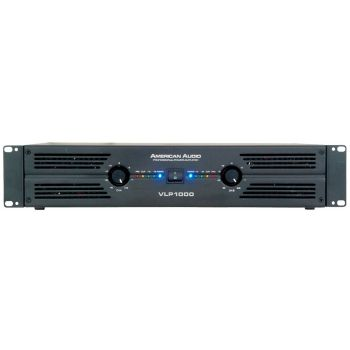 American DJ VLP1000 power amplifier