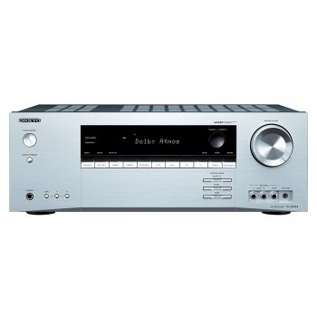 ONKYO TX-SR444-Silver+Cambridge SX50 Walnut Cinema pack 5.1