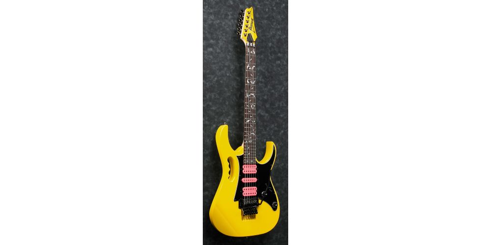 ibanez jemjrsp ye steve vai signature electric guitar in yellow