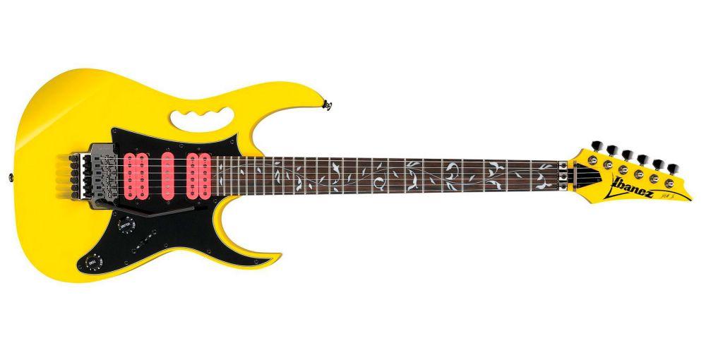 ibanez jemjrsp ye steve vai signature model electric guitar in yellow