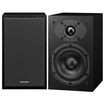DENON SCM 41 Black Altavoces Alta fidelidad Hi-Fi Stereo