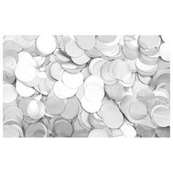 Showtec Show Confetti Round White 1Kg Blanco 60912WH