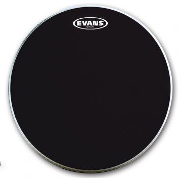 Evans 10 Hydraulic Black Parche de Tom TT10HBG