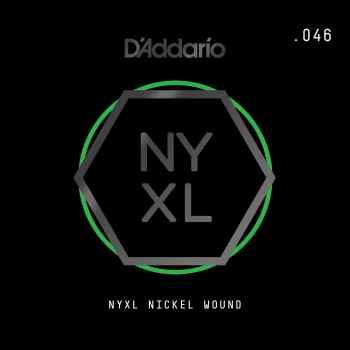 D´addario NYNW046 Cuerda Suelta para Guitarra Eléctrica