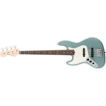 Fender American Pro Jazz Bass Left-Hand Rosewood Fingerboard Sonic Gray