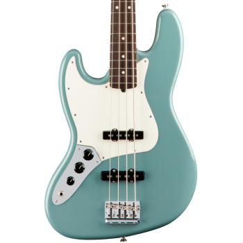 Fender American Pro Jazz Bass RW Sonic Gray LH