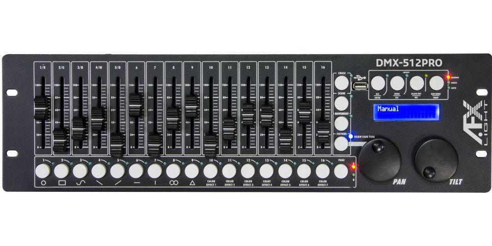 AFX Light DMX 512 Pro Controlador DMX