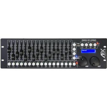 AFX Light DMX-512 Pro  Mesa Controlador DMX