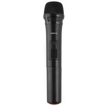 Vonyx HH12 Microfono de mano 864.5 MHz 179253