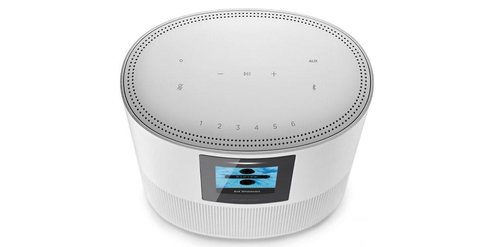 Bose Home Speaker 500 altavoz bluetooth wifi silver