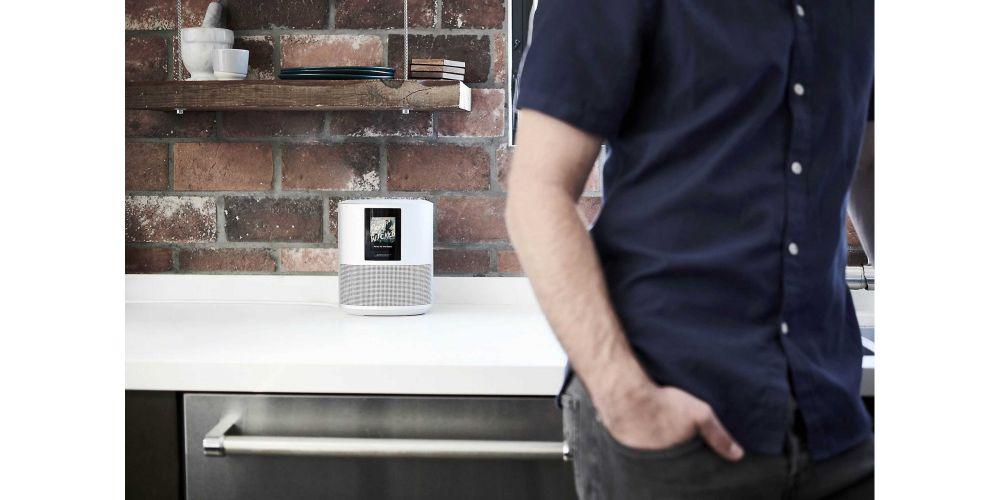 Bose Home Speaker 500 alttavoz bluetooth wifi silver