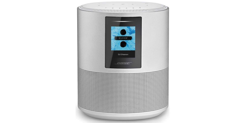 bose home500 speaker silver