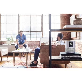 Bose Home Speaker 500 Silver  alttavoz bluetooth wifi blanco Home 500 Silver