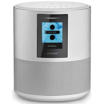 Bose Home Speaker 500 Silver  alttavoz bluetooth wifi blanco Home 500 Silver