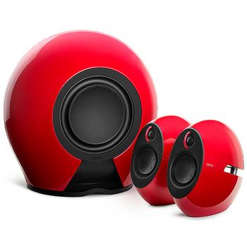 Edifier E235 Red Sistema Altavoces Activos 2.1Bluetooth