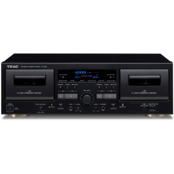 TEAC W-1200 Platina Cassette