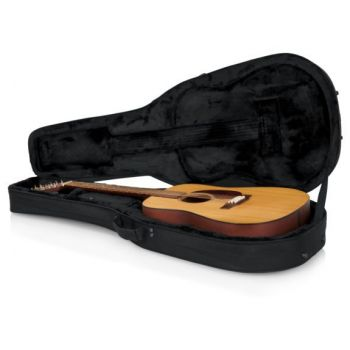 Gator GL-DREAD-12 Estuche de Guitarra Dreadnought / LIGHTWEIGHT