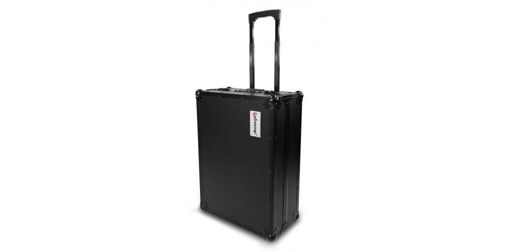 flightcase maleta dj pioneer ddj400 controladoras dj