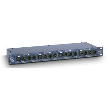 Palmer PRMMS Splitter de Micro de 4 Canales