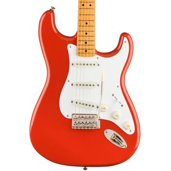 Fender Squier Classic Vibe 50s Stratocaster MN Fiesta Red. Guitarra Eléctrica