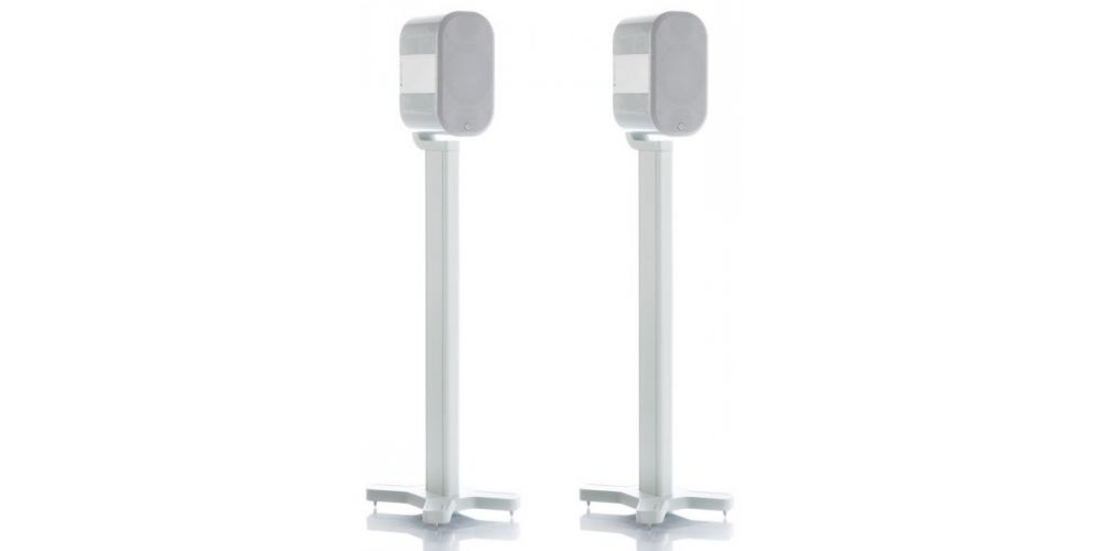 monitor audio a10 white stand