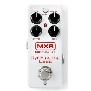MXR M282 Mini Dyna Comp Bass Compresor Pedal