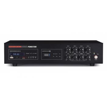 Fonestar MA-65RGUB Amplificador de Megafonía USB/MP3/FM/BT