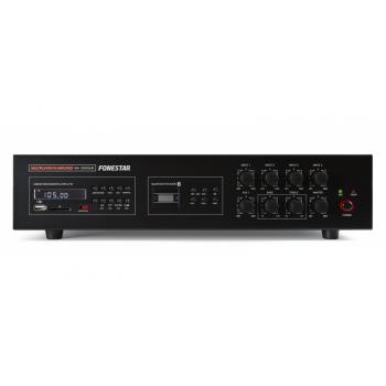 Fonestar MA-125RGUB Amplificador de Megafonía USB/MP3/FM/BT