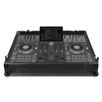UDG U91069BL FLIGHT CASE DENON DJ PRIME 4 BLACK PLUS