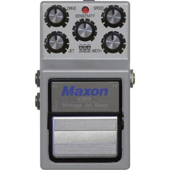 Maxon VJR-9 Vintage Jet Riser Pedal Efectos Guitarra
