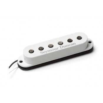Seymour Duncan SSL-3RWRP Hot Strat Blanco Pastilla para Guitarra Eléctrica