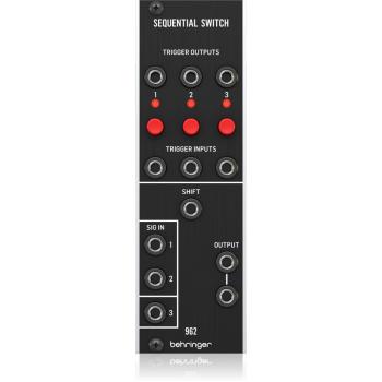 BEHRINGER 962 Interruptor Secuencial Modulo Sintetizador