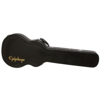 Epiphone DC Pro Hard Case Black Estuche para Guitarra Eléctrica