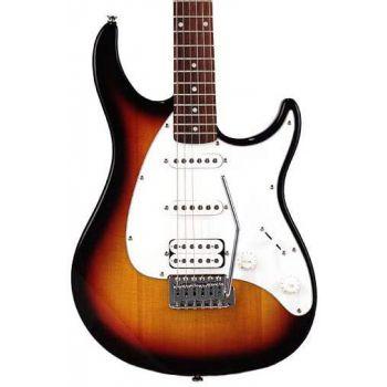 Peavey Raptor Plus Sunburst Guitarra Eléctrica