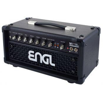 Engl Metalmaster Head E 309 Amplificador de Guitarra Eléctrica