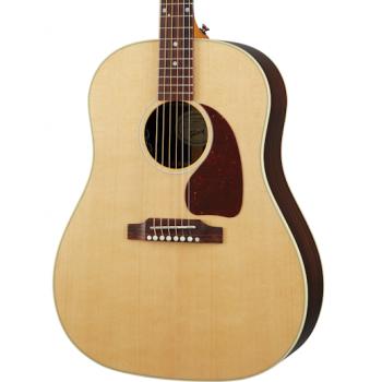 Gibson J-45 Studio Rosewood Antique Natural Guitarra Electroacústica