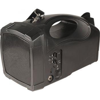 BST PORT4BT-H Altavoz PA Portátil con Micrófono