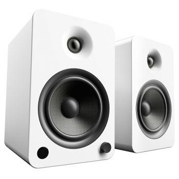 Kanto KANTO YU6 MATTE WHITE Altavoz Amplificado con Bluetooth