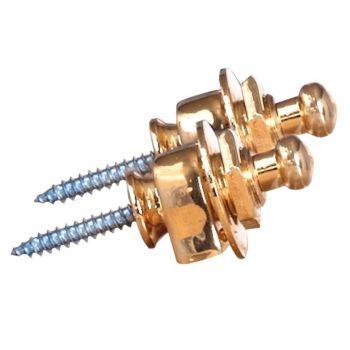 Gewa 555112 Cinturón de Seguridad F&S Security Lock Dorado